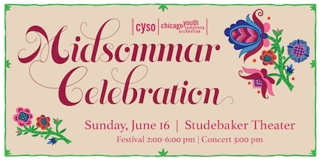 CYSO Midsommar Celebration tickets