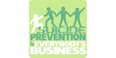 Community QPR Mental Health Training/Dinner tickets