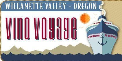 Vino Voyage Tasting Night - Williamette Valley