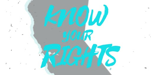 Know Your Rights - Reentry Edition