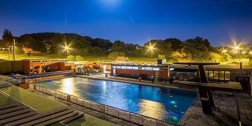 Full Moon Swim Saturday 15 June 2019