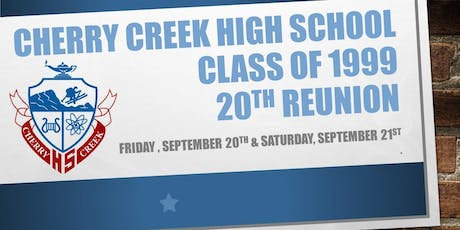 CCHS Class of 1999 - 20th Reunion tickets
