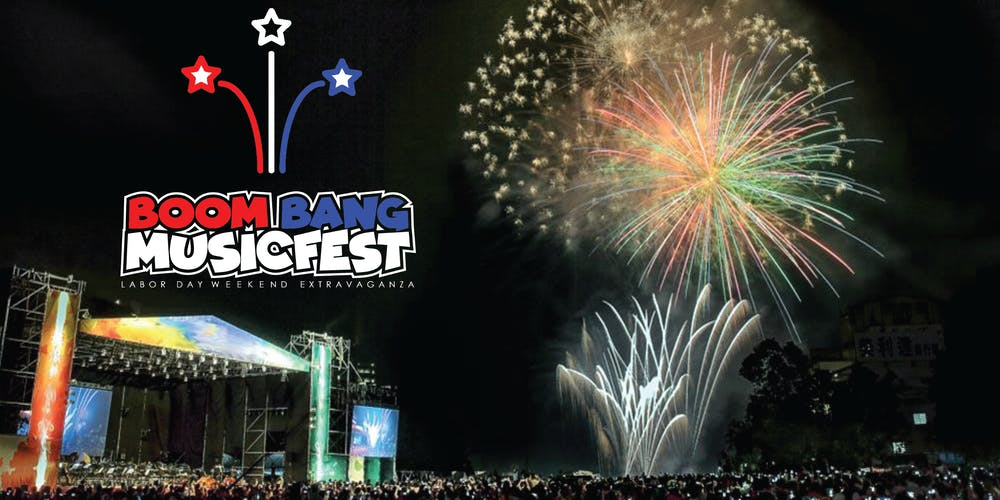 Boombang Music Festival Tickets Sat Aug 31 2019 At 11 00 Am