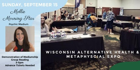 Wisconsin Alternative Health & Metaphysical Expo tickets