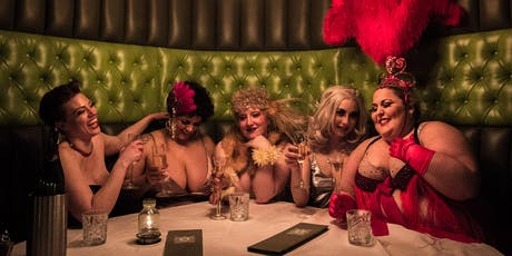 Al's Gals Burlesque Brunch  tickets