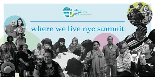 Where We Live NYC Summit