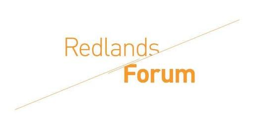 Redlands Forum-Luis Fuerte