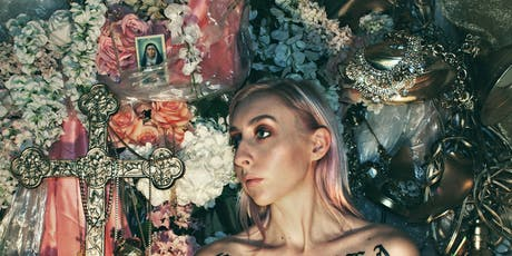 Lingua Ignota / BLOODYMINDED / Stander @ The Empty Bottle tickets