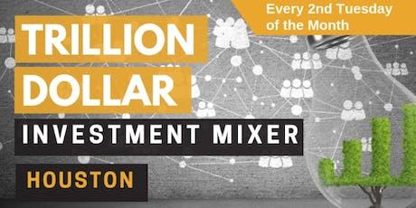 HOUSTON Trillion Dollar Mixer tickets