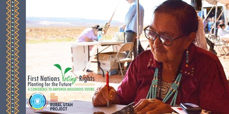 First Nations Voting Rights: Planting for the Future tickets