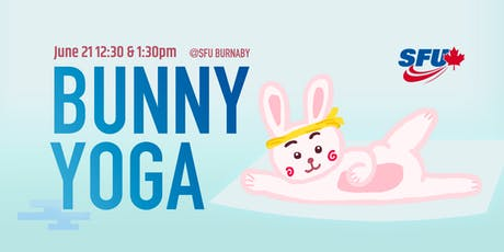 Summer Bunny Yoga - Session 2 tickets
