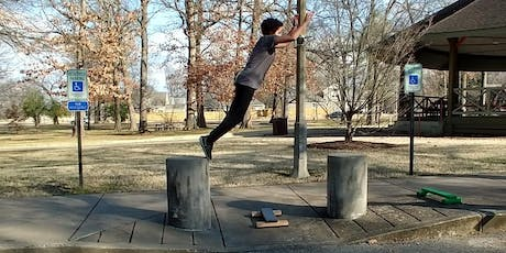 Teen and Adult Parkour Lesson tickets