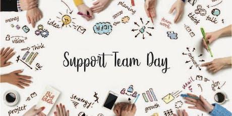 Support Team Day 2019 tickets