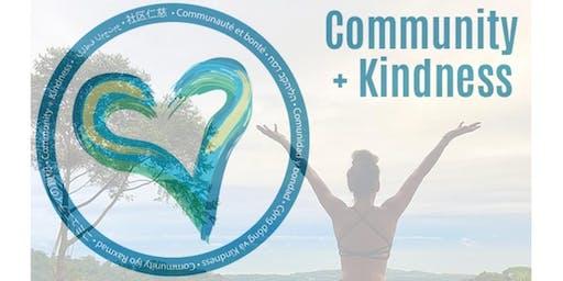 Community Kindness Yoga Event: In Memory of Patti Casey