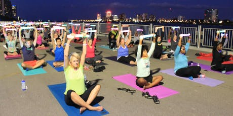 Moonlight Yoga Presented by Blue Cross Blue Shield tickets
