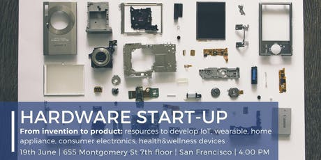 Hardware Startups - Resources for a MVP tickets