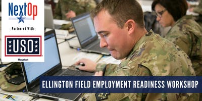 Employment Readiness Workshop With The USO(Houston, TX)
