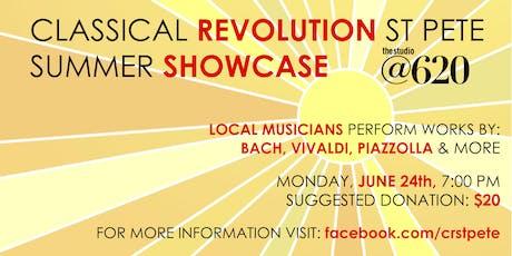 Classical Rev St. Pete: Summer Showcase tickets