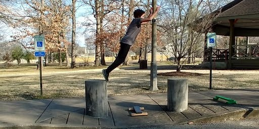 Teen and Adult Parkour Lesson