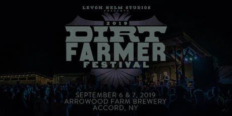 Dirt Farmer Festival tickets