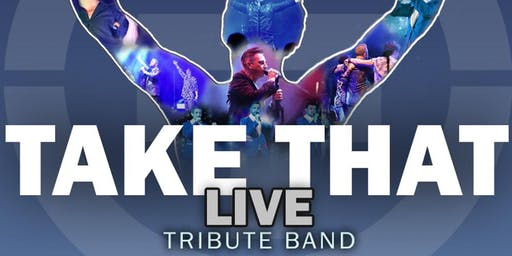 Take That LIVE Tribute Band @ Pudsey Civic Hall