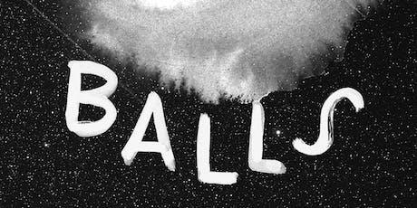 Balls tickets