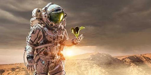 "Master Pancake Theatre Presents ""The Martian"""