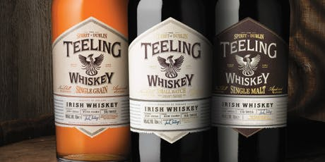 Fathers Day Teelings Whiskey Tasting & Chocolate Pairing tickets