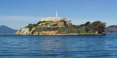 Alcatraz & Golden Gate Park Guided Bike Tour