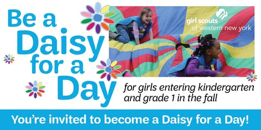 Be a Daisy for a Day