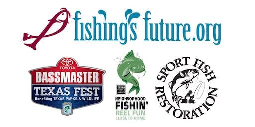 Family Fish Camp Clinic - Stephen C. Beachy Central Park Pond  - EVENT #4