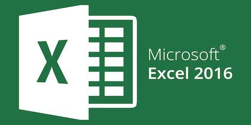 Excel: Formulas & Functions