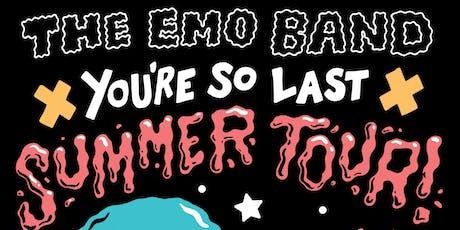 The Emo Band - Live Band Karaoke tickets