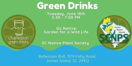 Go Native: Garden for a Wild Life with the SC Native Plant Society tickets