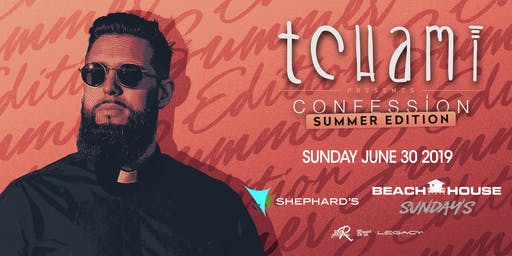 TCHAMI at Beach House Sundays