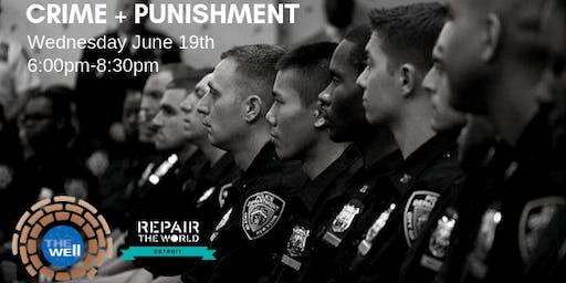 Crime + Punishment Film Screening