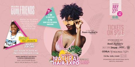 PBC Curlfriends Natural Hair Expo (7th Annual) #PBCC19 - South Florida tickets