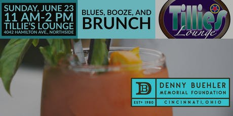 Blues, Booze, and Brunch tickets