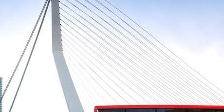 Hop-on Hop-off Bus Rotterdam tickets