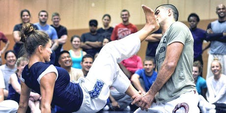 Family Self Defense 2-Day Boot Camp! tickets