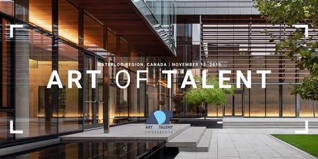 Art of Talent Conference 2019 tickets