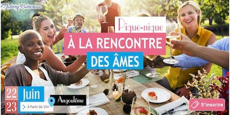 À La Rencontre Des Âmes - Angoulême billets