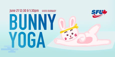 Summer Bunny Yoga - Session 1 tickets