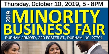 2019 Minority Enterprise Development (MED) Week Minority Business Fair tickets