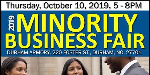 2019 Minority Enterprise Development (MED) Week Minority Business Fair