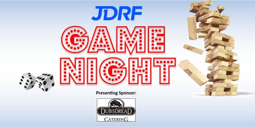 JDRF Central Florida's GAME NIGHT!