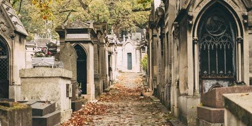 Père Lachaise Cemetery: Guided Tour