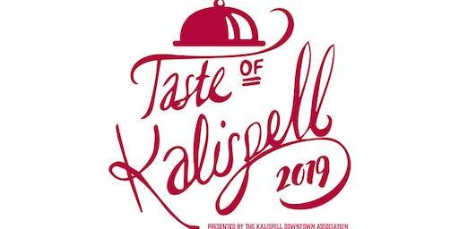 The Taste of Kalispell