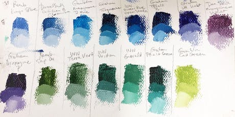 Color Mixing 101 Workshop for Painters tickets