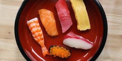 Food Replica Workshop - Sushi